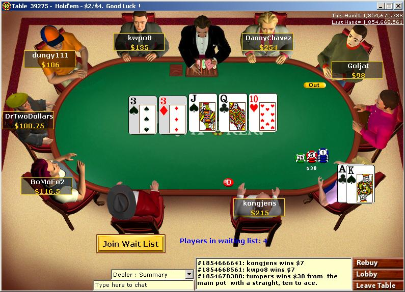 play real casino games