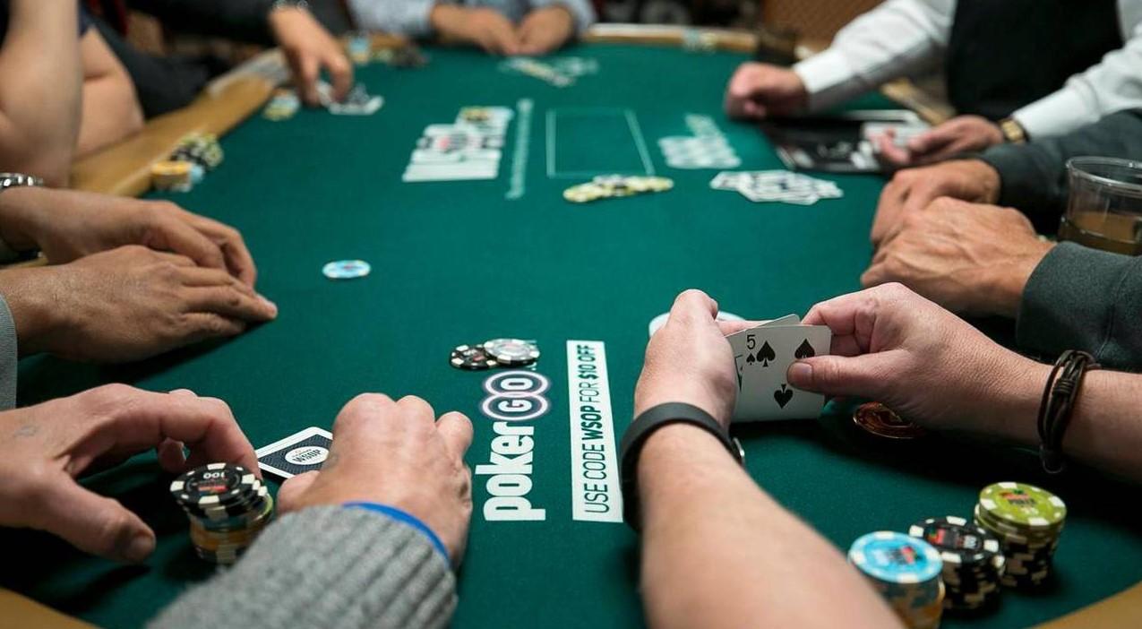 a list of poker games